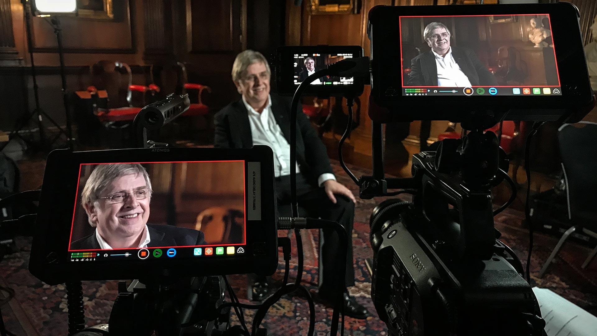 نتيجة بحث الصور عن interview filming