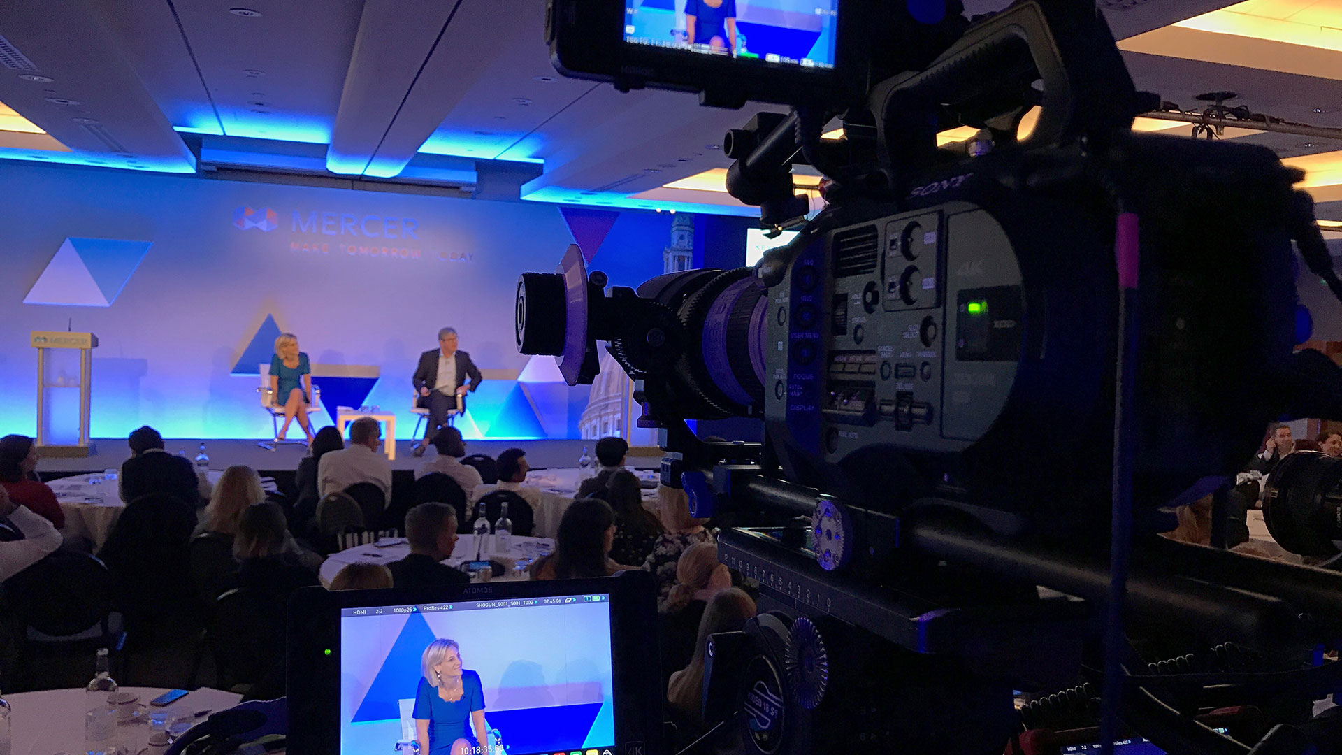 Event and Conference Filming