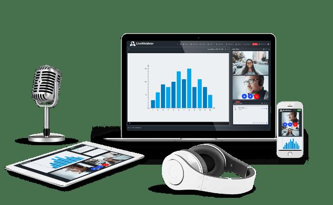 Virtual Meetings and Webcasts